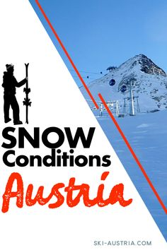 A quick guide to understanding the German phrases used in Austrian ski reports and snow conditions. Austrian Ski Resorts, Ski Report, Ski Austria, Snow Conditions, Skiing, Best Friends, Conditioner, Things To Come, Ski
