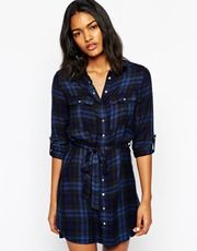 River Island Casual Shirt Dress