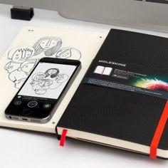 Moleskin Smart Notebook