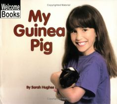 My Guinea Pig (My Pets) by Sarah Hughes