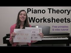 These free printable piano theory worksheets help kids actually enjoy learning theory. Your students will ace their exams & play beautifully when they know theory well Fun Worksheets, Free Printable Worksheets, Free Printables, Piano Teaching, Teaching Kids, Music Theory Piano, Learning Theory, Teachers Pet, Help Kids