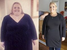 Sarah before and after weight loss. Picture: Sarah Kumar/Caters News #weightlossbeforeandafter