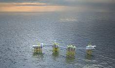 Concept Selection for the Johan Sverdrup Field (Image: Statoil)  #statoil #oil #energy