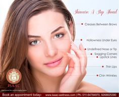 Take care of your skin with #ISAAC
