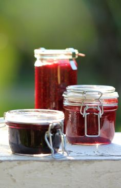 Day in the Country...5 minute jams from Farm Fresh Recipes More