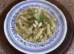 Pasta con pesto ai fagiolini www.nutriercol.it