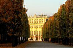 Schönbrunn Palace – one of the best-known sights in Vienna