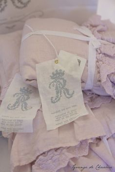Shabby Chic Couture New York - Grange de charme ❥