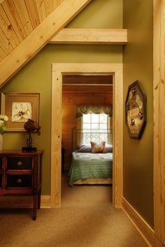 Southland Log Home Photos & Pictures   Rockbridge 008