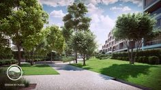 #landscape #architecture #garden #public #space #path