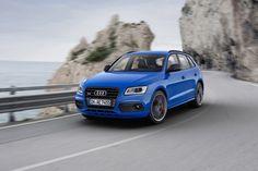 Debutto italiano per la nuova #Audi #SQ5TDIplus