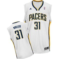 36c468998 Authentic Reggie Miller Jersey - Women s Youth Navy Gold Pacers Jerseys