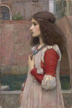 Juliet, 1898, John William Waterhouse