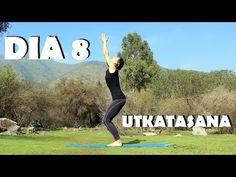 Día 8 - Utkatasana Yoga Challenge #malovayogachallenge1