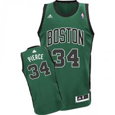 My Celtics Dream Closet would have to include a jersey of the captain, Paul Pierce. He stuck with this team through good times and bad and embodies Celtic Pride. This alternate road jersey would go perfectly with the watch that's also in the dream closet. #Celtics