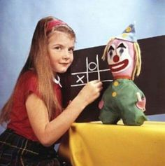 The testcard on BBC when there were no programmes to watch on the TV during the day !