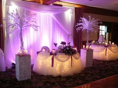 Platinum Affair Decor by SBD EVENTS by SBD Events Planning, via Flickr