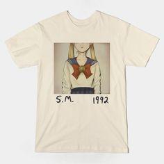 1992 T-Shirt - Sailor Moon T-Shirt is $14 today at TeePublic!