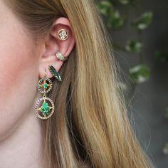 688d3d52a 141 Best Earrings images in 2019 | Earrings, Hoop Earrings, Drop earring