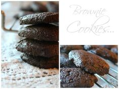Mat for sjelen...: Brownie Cookies...