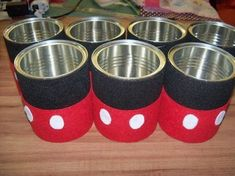23 Clever DIY Christmas Decoration Ideas By Crafty Panda Mickey Mouse Classroom, Mickey 1st Birthdays, Fiesta Mickey Mouse, Mickey Mouse Baby Shower, Mickey Mouse Clubhouse Birthday Party, Mickey Mouse Parties, Mickey Birthday, Mickey Party, Mickey Minnie Mouse