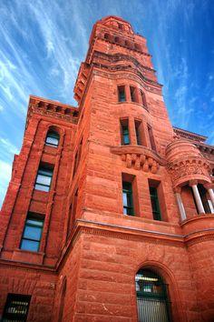 Bexar County Courthouse, San Antonio, Texas, USA