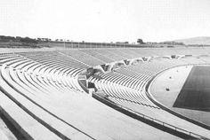 antigo Estádio da Luz, 1955