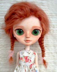 Ginger - Customized Tangkou doll by UNNIEDOLLS