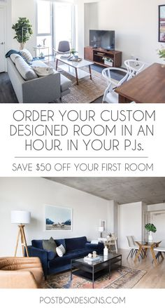 Order your custom designed room in our hour (in your PJs) with Postbox Designs, E-Design. Get your room-inside-a-box and pull together your new room today! Kids Bedroom Designs, Hallway Designs, Foyer Design, Master Bedroom Design, Dining Room Design, Kitchen Design, Bedroom Ideas, Bonus Room Design, Media Room Design