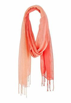 open stitch ombre scarf (original price, $14) available at #Maurices