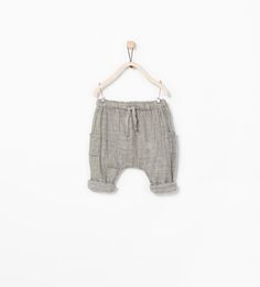 TROUSERS WITH POCKETS-Trousers-MINI | ZARA United States