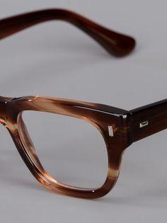 Cutler & Gross wayfarer glasses