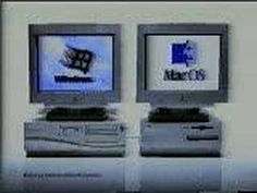 Apple Computer Ad - Mac & Windows 95
