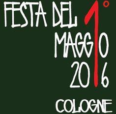 Festa del Primo Maggio a Cologne http://www.panesalamina.com/2016/47256-festa-del-primo-maggio-a-cologne.html