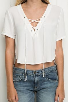 Brandy ♥ Melville | Ily Top - Clothing