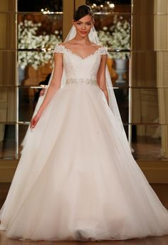 Legends by Romona Kaveza Spring 2015 | The Knot Blog - Gorgeous!