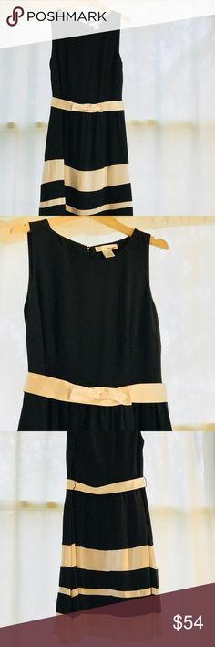 NEW. WD+NY SILK dress! 100% SILK black & white DRESS WD.NY Dresses Maxi
