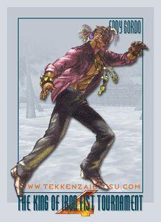 Image - Tekken-4-Eddy-Gordo-concept.gif - Tekken Wiki - Wikia Character Model Sheet, Character Modeling, Tekken 4, Concept, King, Iron Fist, Movie Posters, Animals, Image