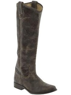 """Frye """"Melissa Button"""" - great boots"""
