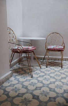 Carreaux de ciment | cement tile