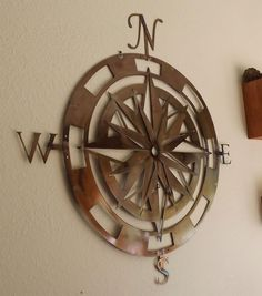 compass rose wall art - Google Search
