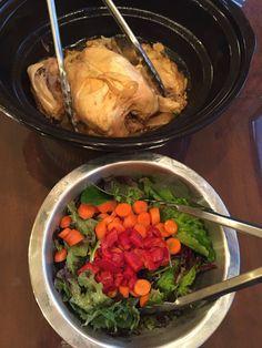 Easiest Crock Pot Chicken Recipe