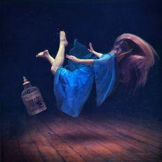 Surrealismo narrativo... Brooke Shaden