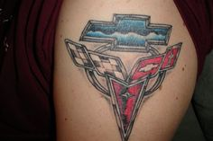 tattoo ideas CHEVU CAMARO - Google Search