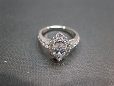 Chocolate Diamond Engagement Ring In 14 Karat Gold 33