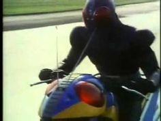 Kamen Rider Black RX 1 Opening Song