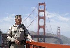 Man Reunited With Sergeant Who Stopped Him From Jumping Off Golden Gate Bridge