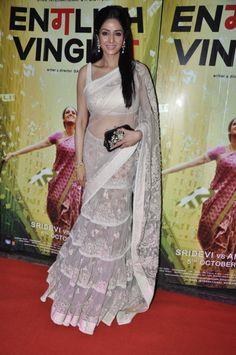 Sridevi Saree