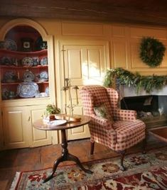 Colonial Christmas in Bedminster, New Jersey