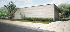 Poucas paredes Telhado verde aquecimento solar